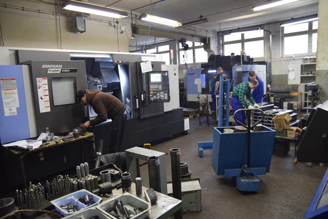 Kon-Tech Gorzów Wielkopolski Obróbka Metali CNC